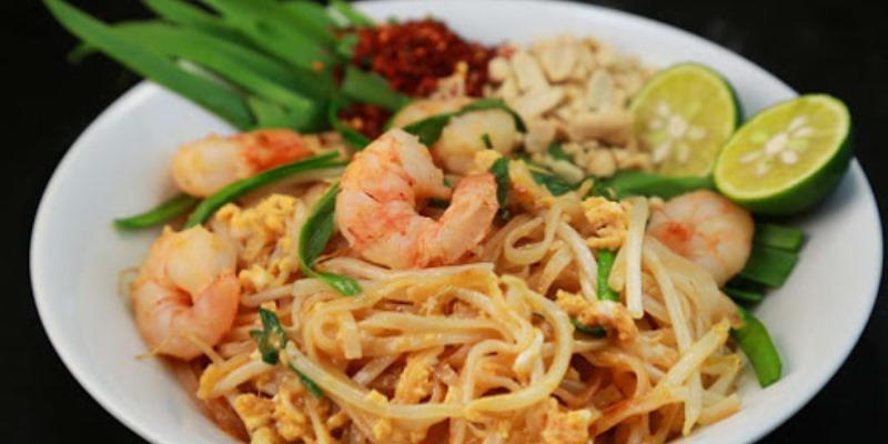 Makanan dan Minuman Thailand